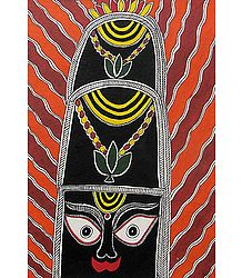 Shiva Linga as Raudra Shiva