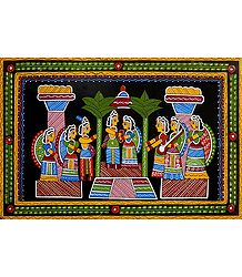 Marriage Ceremony - Wall Hanging