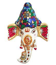 Ganesha Face