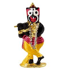 Krishna as Jagannath for Car Dashboard