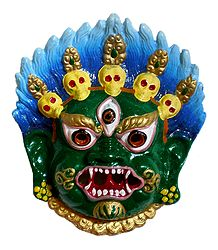 Mahakala, the Protector of Dharma