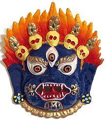 Mahakal - Wall Hanging Mask