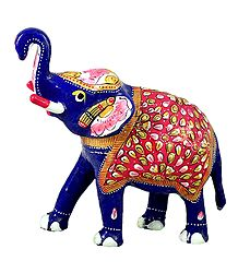 Colorful Royal Elephant