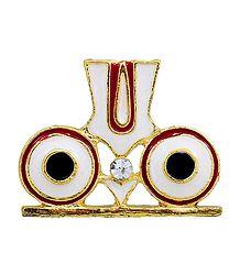 Eyes of Lord Jagannath  for Car Dashboard