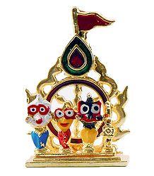 Hindu Deities for Car Dashboard