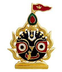 Shop Online Face of Jagannathdev - for Car Dashboard