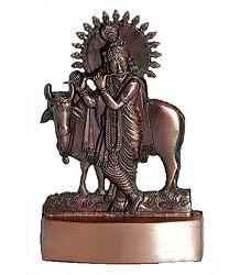 Black Metal Murlidhar Krishna