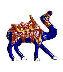 Colorful Metal Royal Camel