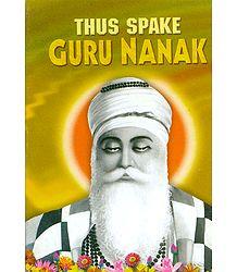 Thus Spake Guru Nanak - Book