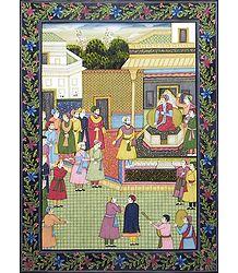 Mughal Darbar