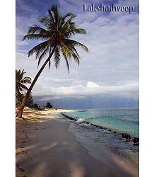 Agatti Island, Lakshadweep, India