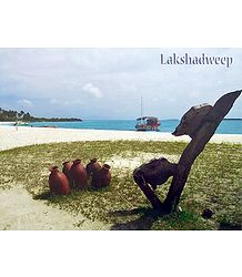 Bangaram Island, Lakshadweep, India