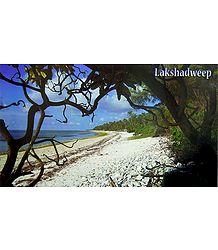 Kavaratti Island, Lakshadweep, India