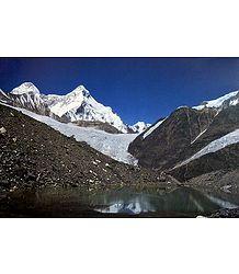 Pindari Glacier - Photographed by Anup Sah
