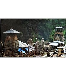 Jageshwar Dham, Uttarakhand, India - Photographed by R. C. Sah