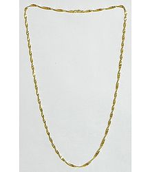 Buy Online Gold Plated Chain