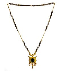 Gold Plated Mangalsutra - Online Shop