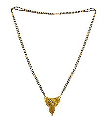 Buy Online Gold Plated Mangalsutra