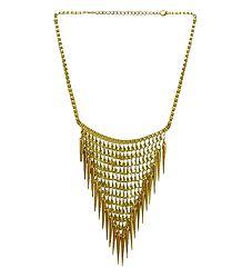 Jhalar Metal Necklace