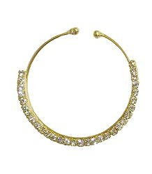 Buy Online Non Piercing Metal Nose Ring