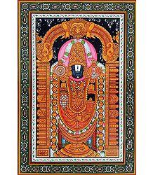 Balaji - Lord Venkateshwara