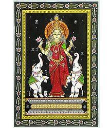 Gaja Lakshmi - Goddess of Wealth
