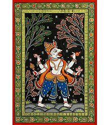 Narasimha Avatar - Fourth Incarnation of Lord Vishnu