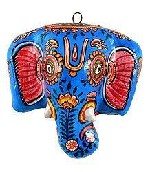 Ganesha Papier Mache Mask