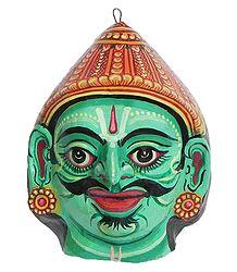 Garuda Mask - Wall Hanging
