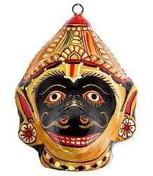 Buy Papier Mache Mask of Jambavan