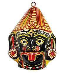 Buy Online Papier Mache Mask of Kali