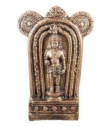 Papier Mache Lord Krishna Statue