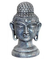 Lord Buddha - Papier Mache Statue