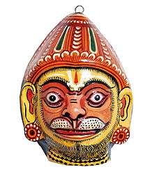 Shop Online Hanuman Mask