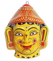 Parvati Mask
