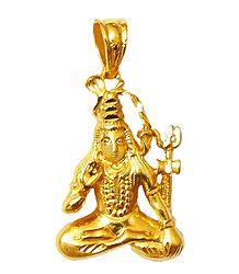 Shiva Pendant