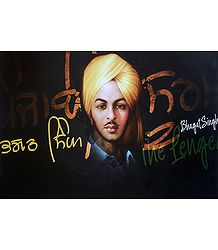 Shaheed Bhagat Singh - Freedom Fighter