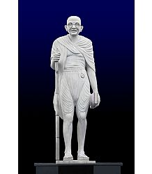 Photo Print of Mahatma Gandhi