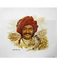 Rajasthani Shepherd