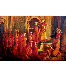Ravi Varma Jauhar Poster