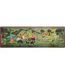 Royal Hunting - Poster