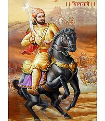 Shivaji as Warrior