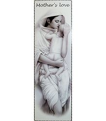 Mother and Child - Unframed Poster