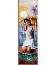 Ravishing  Beauty - Unframed Poster