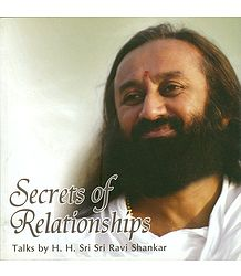 Secrets of Relationships - (Includes a Talks in CD by Sri Sri Ravi Shankar)