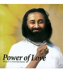 Power of Love - (Includes a Free Discourses in CD by Sri Sri Ravishankar)