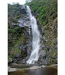 Bhimnala Waterfalls - North Sikkim, India
