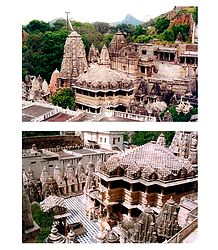 Dilwara Temple, Rajasthan - Set of 2 Photo Prints
