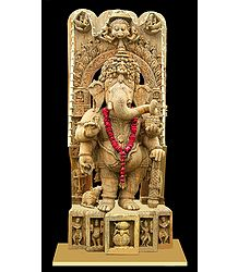 Lord Ganesha - Photographic Print
