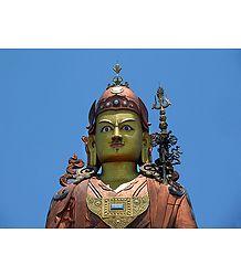 Guru Padmasambhava, Namchi - South Sikkim, India